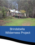 Brindabella Wilderness Project